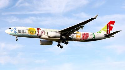 CS-TOW - Airbus A330-343 - TAP Air Portugal