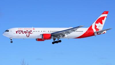 A picture of CFXCA - Boeing 767375(ER) - [24574] - © Scott Pindera