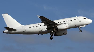 SX-ABE - Airbus A319-132 - Olympus Airways