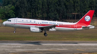 B-2373 - Airbus A320-233 - Sichuan Airlines