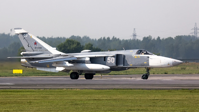 RF-91999 - Sukhoi Su-24MR Fencer - Russia - Air Force