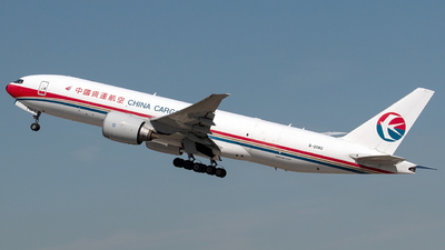 B-2082 - Boeing 777-F6N - China Cargo Airlines