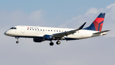 N256SY - Embraer 170-200LR - Delta Connection (SkyWest Airlines)