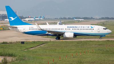 B-5309 - Boeing 737-86N - Xiamen Airlines