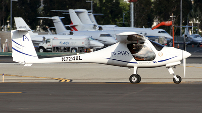 N724KL - Pipistrel Alpha Trainer - Private