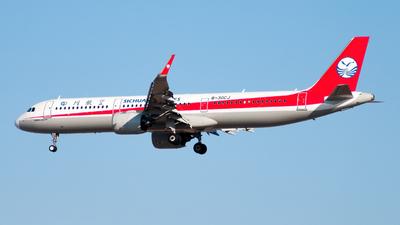 B-30CJ - Airbus A321-271N - Sichuan Airlines