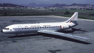 201 - Sud Aviation SE 210 Caravelle 10B1R - France - Air Force