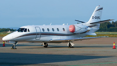 G-GAAL - Cessna 560XL Citation XLS Plus - London Executive Aviation