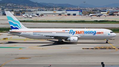 CS-TFS - Boeing 767-3Y0(ER) - Sunwing Airlines (EuroAtlantic Airways)