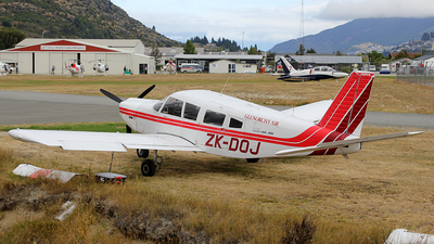 ZK-DOJ - Piper PA-32S-300 Cherokee Six B - Glenorchy Air
