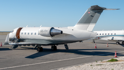 OE-ITH - Bombardier CL-600-2B16 Challenger 604 - MAP Executive Flightservice