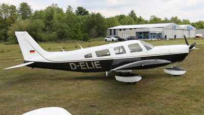 D-ELIE - Piper PA-32-300 Cherokee Six - Private