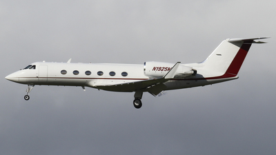 N1925M - Gulfstream G-IV(SP) - Private