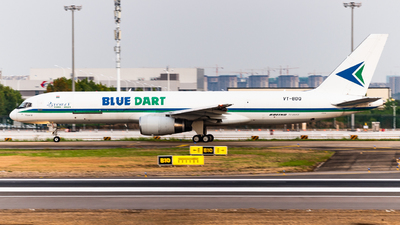 VT-BDQ - Boeing 757-28A(PCF) - Blue Dart Aviation