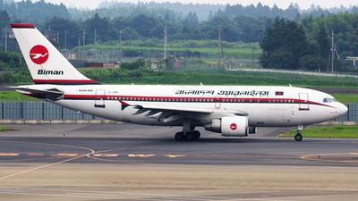 S2-ADF - Airbus A310-325(ET) - Biman Bangladesh Airlines