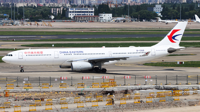 B-1066 - Airbus A330-343 - China Eastern Airlines