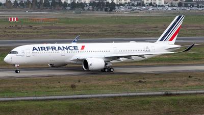 F-WZNJ - Airbus A350-941 - Air France