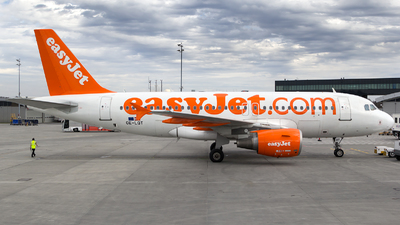 OE-LQT - Airbus A319-111 - easyJet Europe