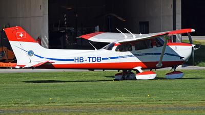 A picture of HBTDB - Cessna C172 JTA Skyhawk SP - [172S11145] - © Mirko Bleuer