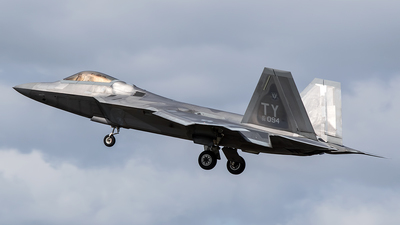 05-4094 - Lockheed Martin F-22A Raptor - United States - US Air Force (USAF)