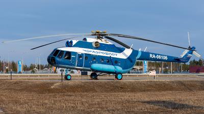 RA-06106 - Mil Mi-8TB Hip - Gazpromavia