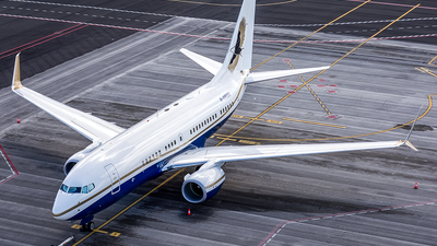 B-09590 - Boeing 737-79V(BBJ) - Private