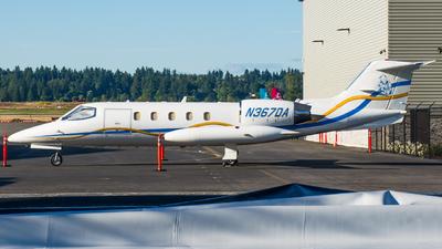 A picture of N367DA - Learjet 35A - [35599] - © Matt McRae
