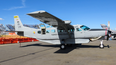 FAC5064 - Cessna 208B Grand Caravan - Colombia - Air Force