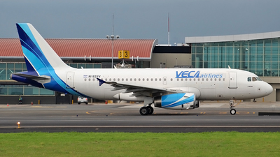 N1821V - Airbus A319-132 - VECA Airlines