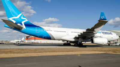 A picture of CGUBC - Airbus A330243 - Air Transat - © Frank T