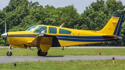 A picture of N6657Z - Beech F33A Bonanza - [CE874] - © Gary Guy