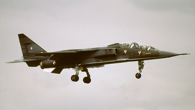 E23 - Sepecat Jaguar E - France - Air Force