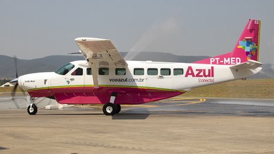 PT-MED - Cessna 208B Grand Caravan - Azul Conecta