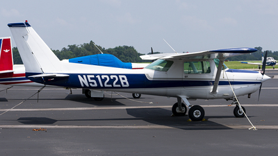N5122B - Cessna 152 - Private