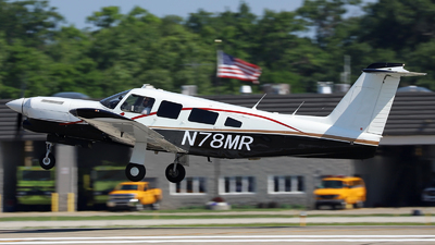 N78MR - Piper PA-32RT-300T Turbo Lance II - Private
