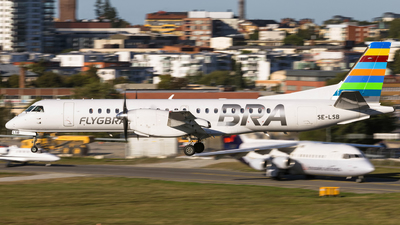 A picture of SELSB - Saab 2000 - [2000043] - © MikkoHe