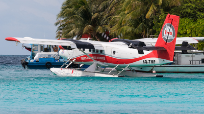8Q-TMP - De Havilland Canada DHC-6-300 Twin Otter - Trans Maldivian Airways