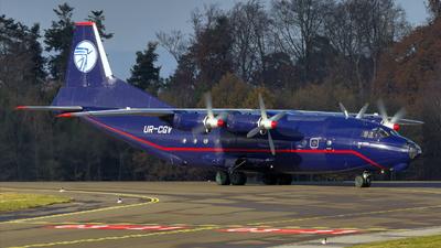 UR-CGV - Antonov An-12BK - Ukraine Air Alliance (UAA)