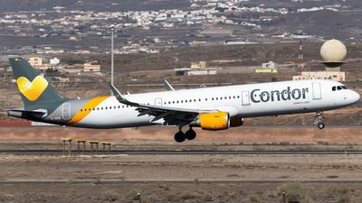 D-AIAD - Airbus A321-211 - Condor