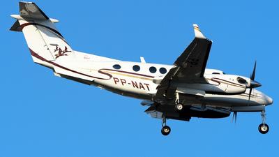 PP-NAT - Beechcraft B200 Super King Air - Private