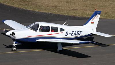 D-EASF - Piper PA-28R-201 Cherokee Arrow III - Private