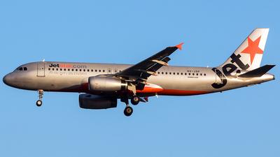 9V-JSF - Airbus A320-232 - Jetstar Asia Airways