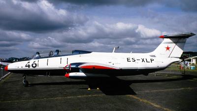 ES-XLP - Aero L-29C Delfin - Private