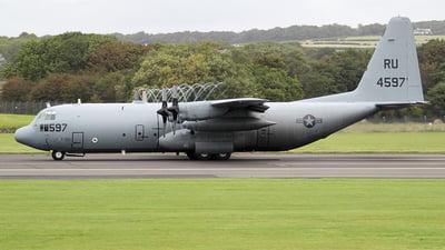 164597 - Lockheed KC-130T-30 Hercules - United States - US Navy (USN)