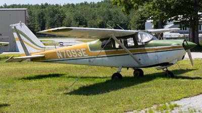 N7093E - Cessna 175A Skylark - Private