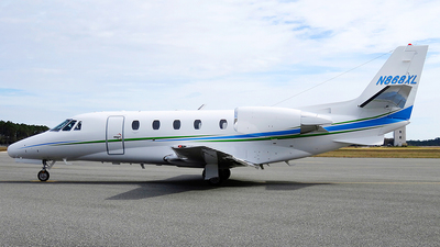 N868XL - Cessna 560XL Citation XLS - Private