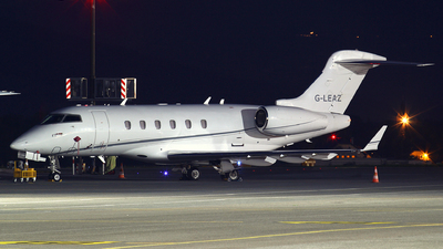 G-LEAZ - Bombardier BD-100-1A10 Challenger 300 - London Executive Aviation