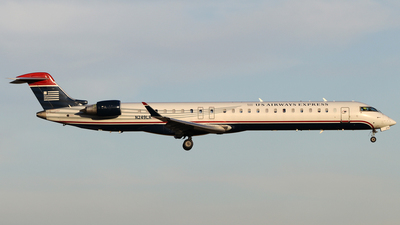 N249LR - Bombardier CRJ-900LR - US Airways Express (Mesa Airlines)