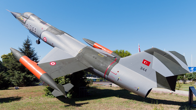 12344 - Lockheed F-104G Starfighter - Turkey - Air Force