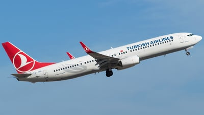 TC-JYD - Boeing 737-9F2ER - Turkish Airlines